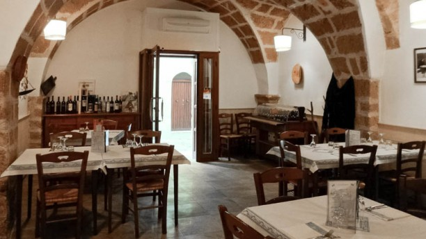 Trattoria Cavour sala