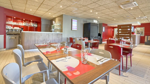 Campanile Roissy CDG Villepinte Salle de Restaurant