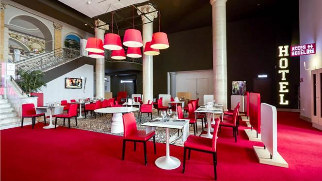 """La Palm'hyères - Casino Partouche d'Hyères """"Les Palmiers"""" - Restaurant - Hyères"""