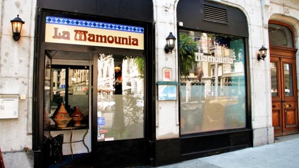 La Mamounia Devanture