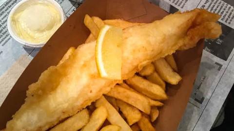 Malins Fish and Chips, Paris