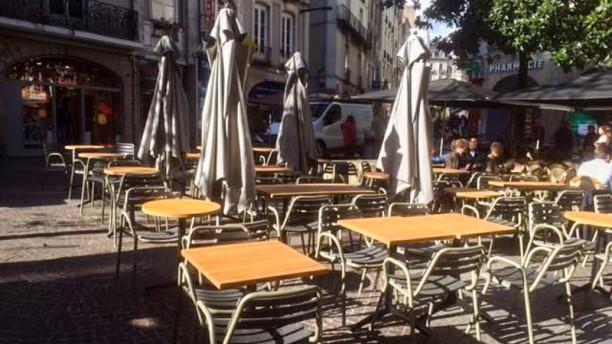 Caffe Luigi terrasse