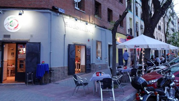 Restaurant la cocina de payuri madrid menu avis prix et r servation - La cocina madrid ...