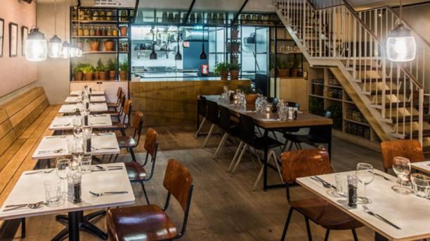 Instock Den Haag Restaurant