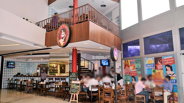 Moça Bonita Bar - Shopping Jardim Sul Sala