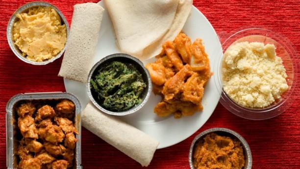 El Deliciós - Comida Etíope Sugerencia del chef