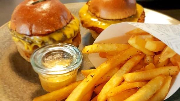 Slid'R Burger & Cocktailbar ApS Mat