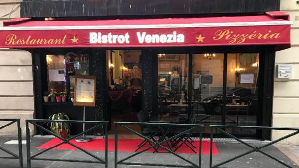 Bistrot Venezia Entrée du restaurant