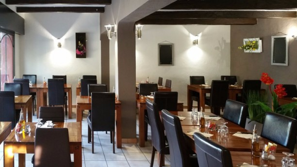 La Bourine Salle du restaurant