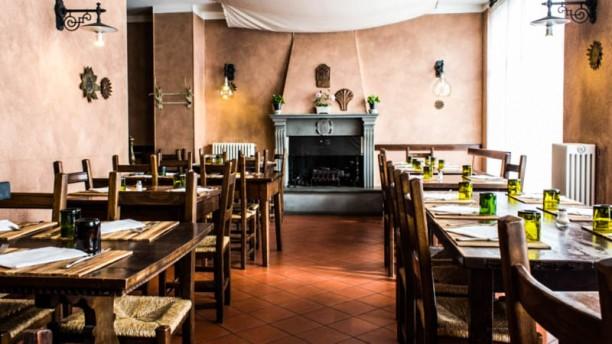 Taverna Calabiana La sala