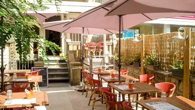 La Maison - Restaurant - Brive-la-Gaillarde