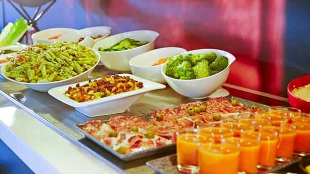 Ibis kitchen restaurant paris porte d 39 italie in gentilly - Restaurant porte d italie sarreguemines ...