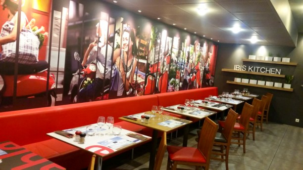 Restaurant ibis kitchen paris porte d italie à