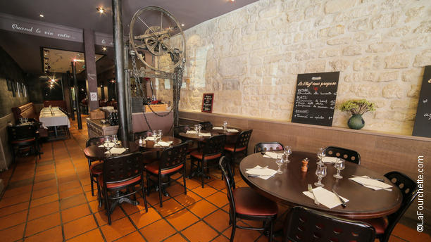 AMORE MIO da pizza roma in Paris - Restaurant Reviews, Menu