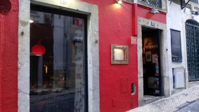Porta de Entrada - O Barrigas, Lisboa