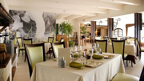 Lou Fassum - Emmanuel Ruz Salle du restaurant