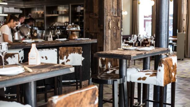 ltable saint germain salon du restaurant - L Etable Le Havre