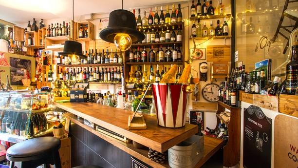 La Taverna di Le Cirque Vista sala
