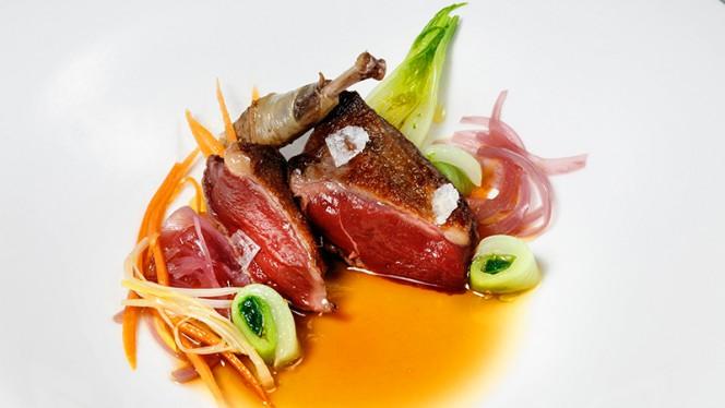 Sugerencia del chef - Casa Fermín, Oviedo