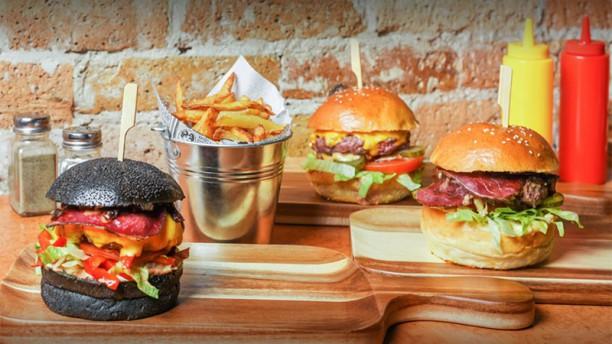 Burger King Carte Cheque Dejeuner.Mc Pepper In Paris Restaurant Reviews Menu And Prices