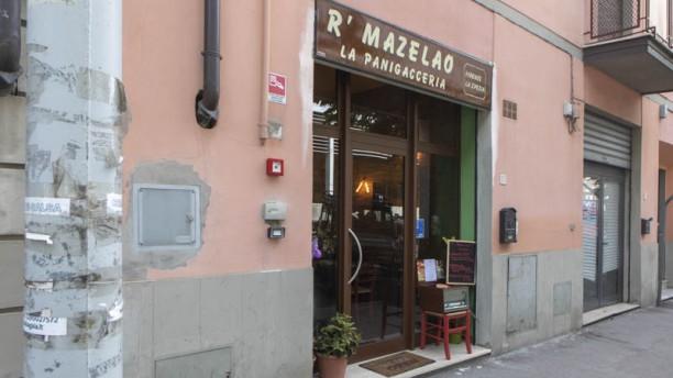 Panigacceria R' Mazelao Firenze interno
