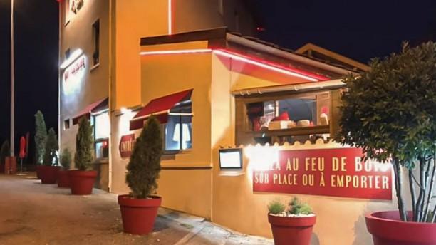 Brasserie A.CAMUS Maison Carrée Devanture