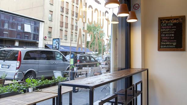 Puccia Pasta In Milan Restaurant Reviews Menu And