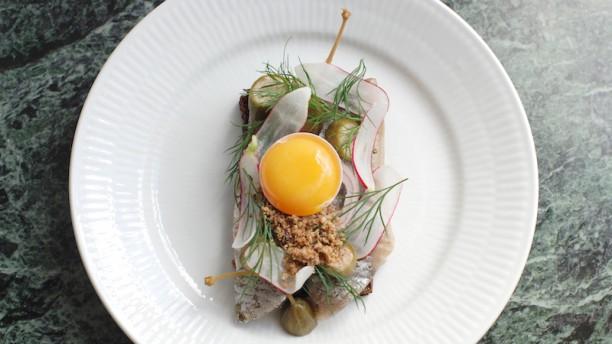 Krogs Fiskerestaurant Chef's suggestion