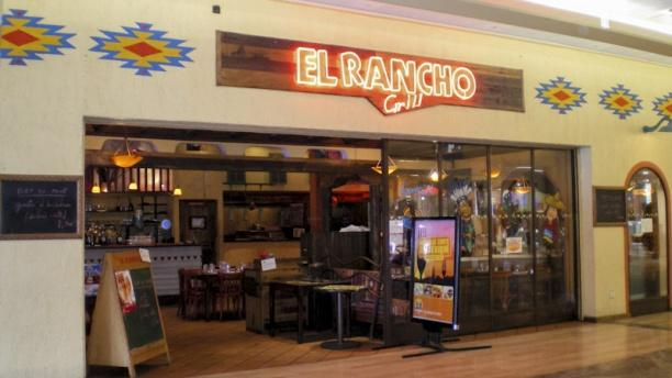 El Rancho Rosny Entrée
