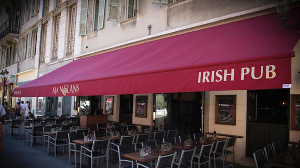 Ma Nolan's Vieux Nice Restaurant