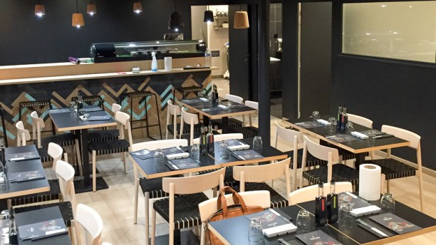 restaurant c t sushi nogent nogent sur marne 94130 menu avis prix et r servation. Black Bedroom Furniture Sets. Home Design Ideas
