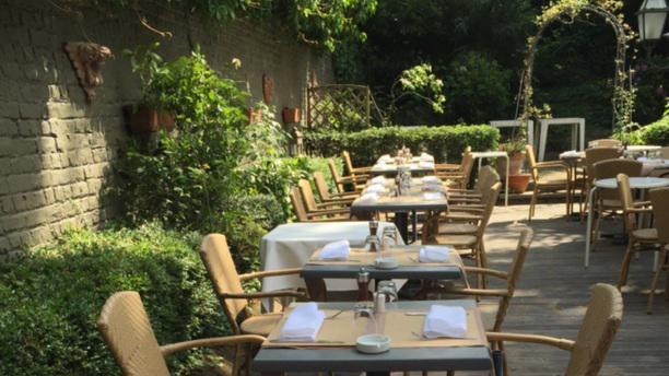 Restaurant barbanera bruxelles menu avis prix et - Resto terrasse jardin bruxelles nanterre ...