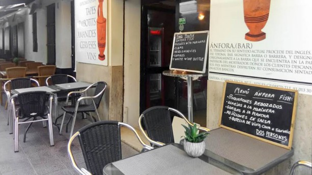 ánfora In Sitges Restaurant Reviews Menu And Prices Thefork