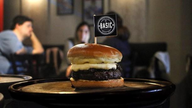 Basic Burger Basic Burger