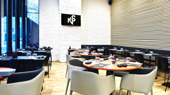 Nina Sushi - Chevaleret - Restaurant - Paris