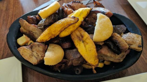 Mi Tierra Latina Sugerencia de plato