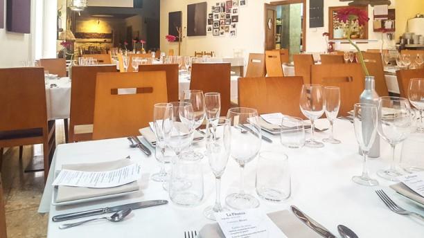 La Pitanza Sala del restaurante