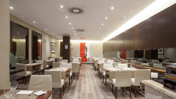 Gran Hotel Attica21 Las Rozas Vista sala