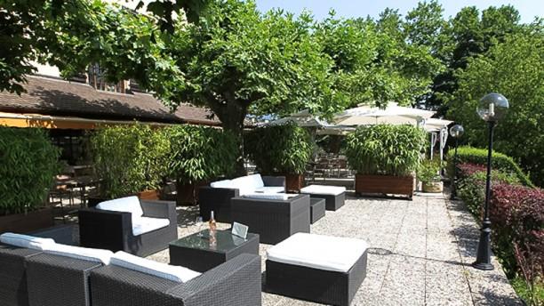 Le Pavillon - Domaine de Divonne Terrasse