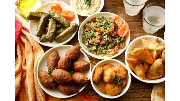 Timjan Fantastic Lebanese