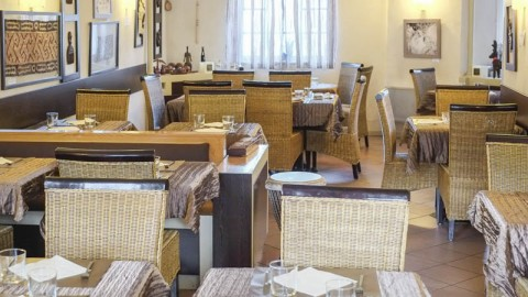 restaurant - Au Coeur de l'Afrique - Schiltigheim