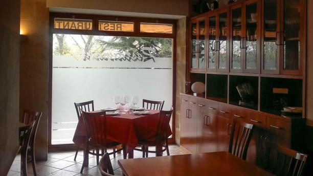 La Fragua Vista sala