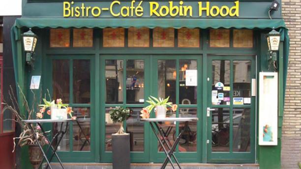 Robin Hood ingang