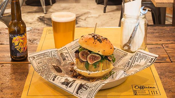"Officina - Cucina & Laboratorio Burger gourmet ""Parioli"""