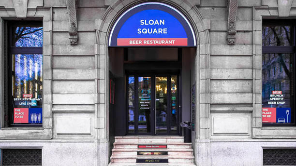 Sloan Square ESTERNO