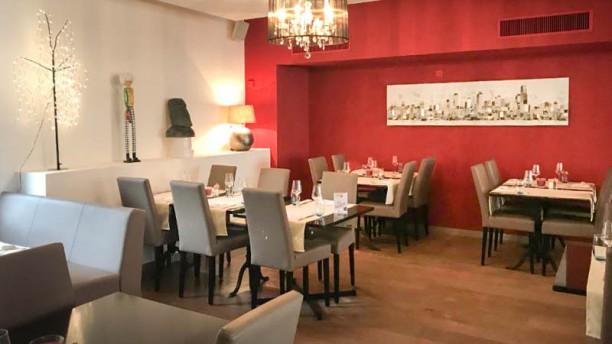 Restaurant des Messageries Intérieur