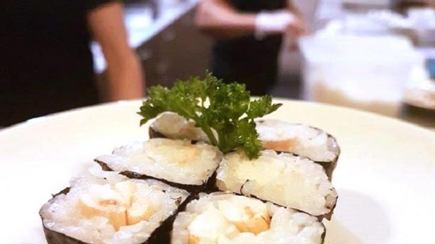 Gin Sushi Arona Suggerimento dello chef
