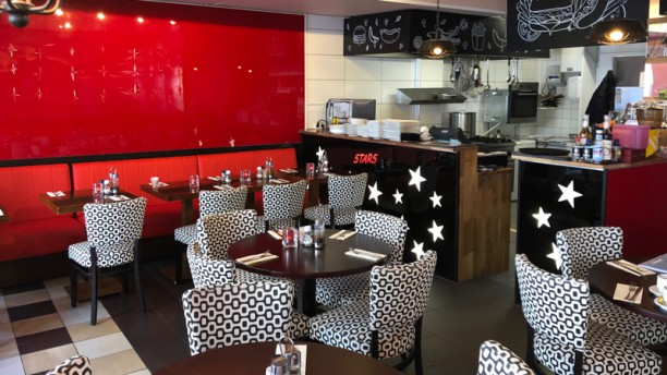 Stars Burgers Restaurant