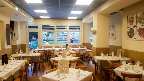 Bar Restaurante O'rison Vista del interior