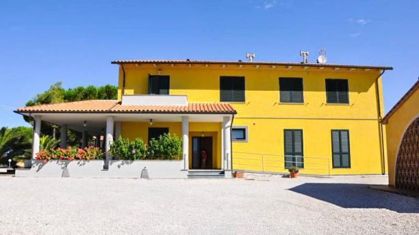 Villa Caprareccia Facciata